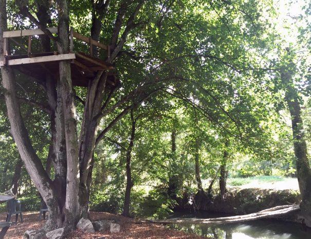 La cabane du Moulin de Charreau