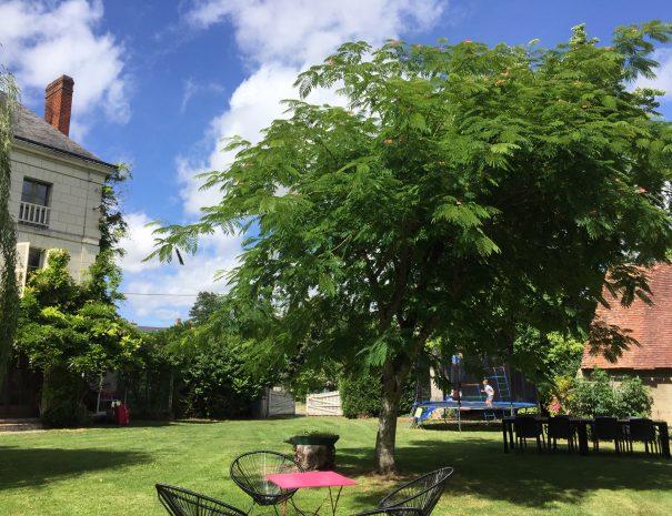 Le jardin de Charreau