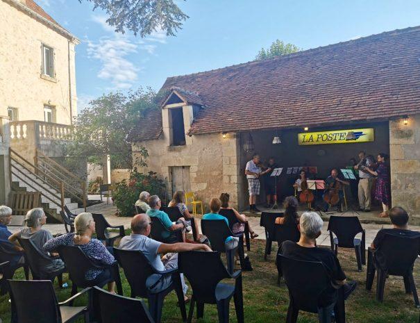 Concert de musique de Chambre avec Les Cambristi